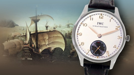IWC Portuguese Collection