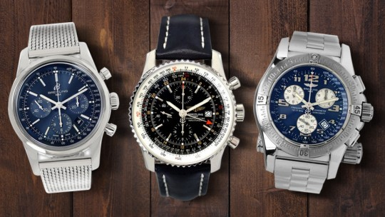 Breitling Collectors Models