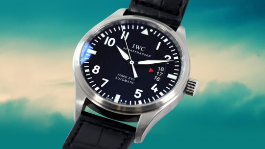 IWC Big Pilot's Watch Perpetual Calendar