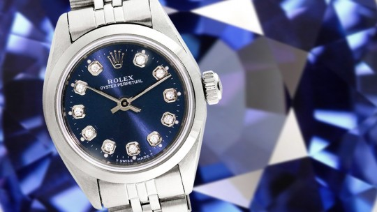 Ladies Guide to Rolex