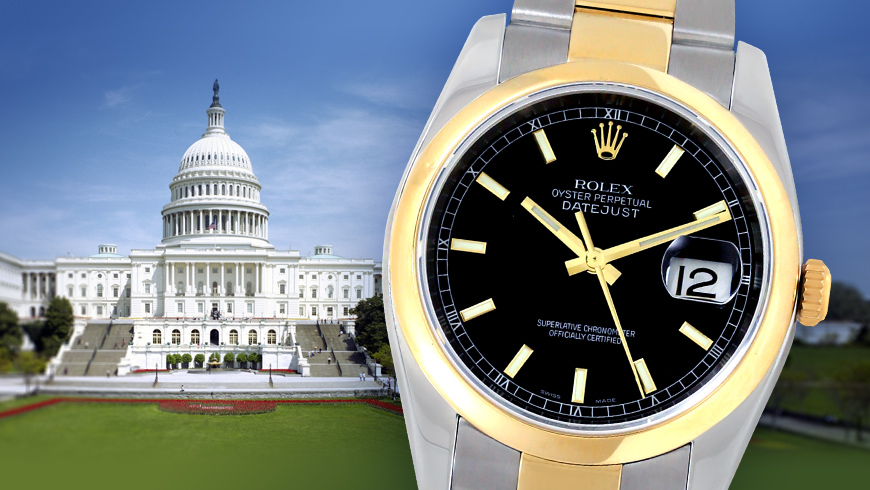 Rolex Washington DC