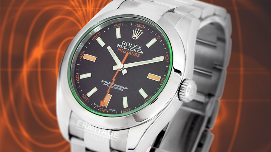 Oyster Perpetual Milgauss