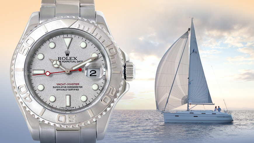 Buying Guide Rolex Men's Yacht-Master